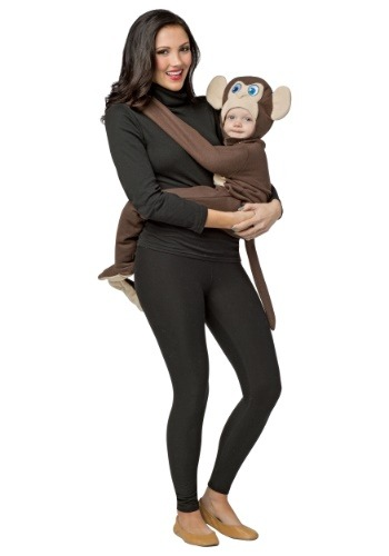 Huggables Monkey Infant Costume