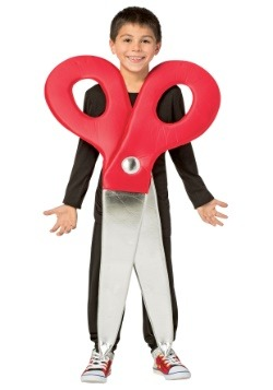 Child Scissors Costume