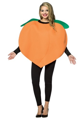 Peach Costume for Adults