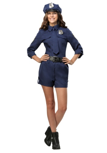Click Here to buy Police Officer Womens Costume from HalloweenCostumes, CDN Funds & Shipping