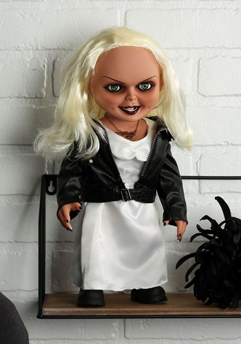 "Bride of Chucky Tiffany 15"" Talking Doll1"