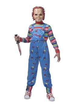 Chucky Boys Costume