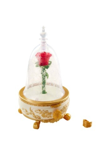 Click Here to buy Beauty and the Beast Enchanted Rose Jewelry Box from HalloweenCostumes, CDN Funds & Shipping