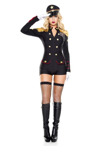 Click Here to buy Military General Womens Costume from HalloweenCostumes, CDN Funds & Shipping