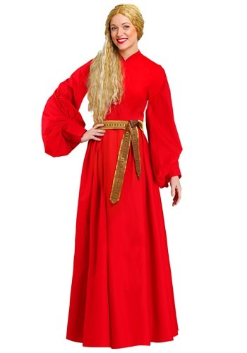 Buttercup Peasant Dress Costume in Womens Plus Size