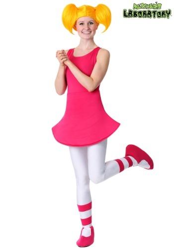 Dexter's Laboratory Dee Dee Costume