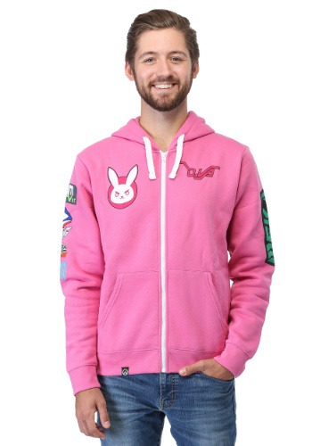 Ultimate D.VA Hooded Overwatch Sweatshirt