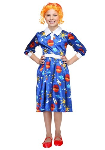 Click Here to buy Magic School Bus Ms. Frizzle Kids Costume from HalloweenCostumes, CDN Funds & Shipping