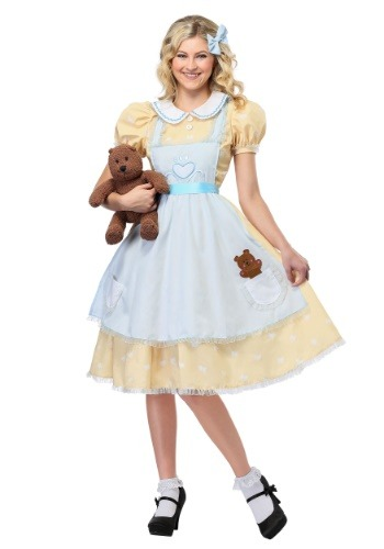Goldilocks Costume for Women | Storybook Character Costume