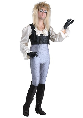 Labyrinth Jareth Mens Adult Size Costume