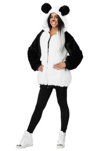 Panda Hoodie Womens Costume