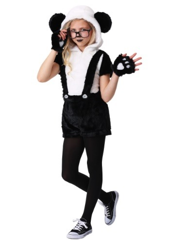 Hip Panda Costume for Girls