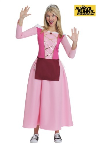 It's Always Sunny in Philadelphia Sweet Dee Princess Costume
