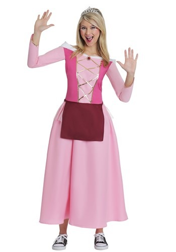 Click Here to buy Sweet Dee Always Sunny Princess Costume from HalloweenCostumes, CDN Funds & Shipping