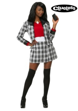 Clueless Dee Plus Size Womens Costume