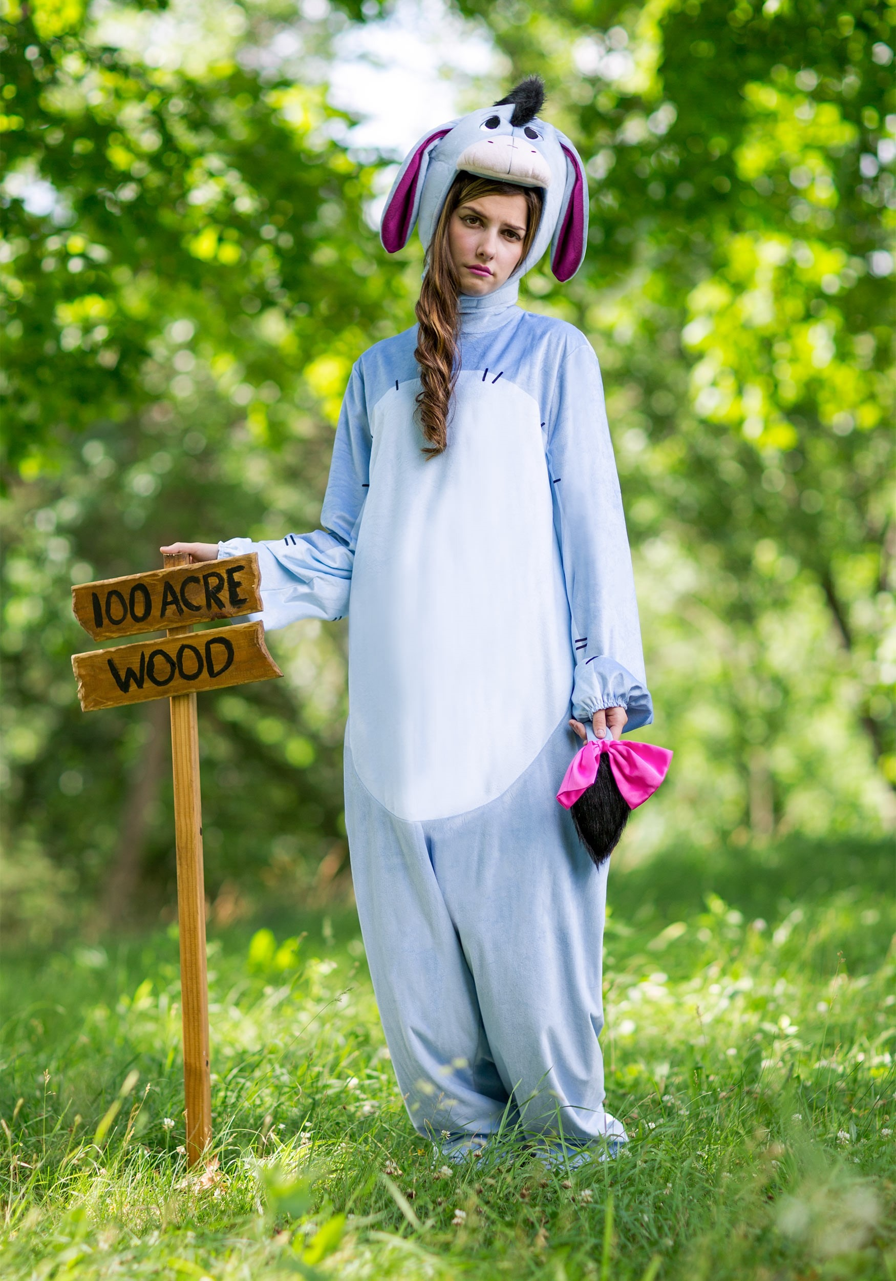 how to make a winnie the pooh piglet costume
