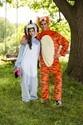 Eeyore Deluxe Adult Costume Alt 3