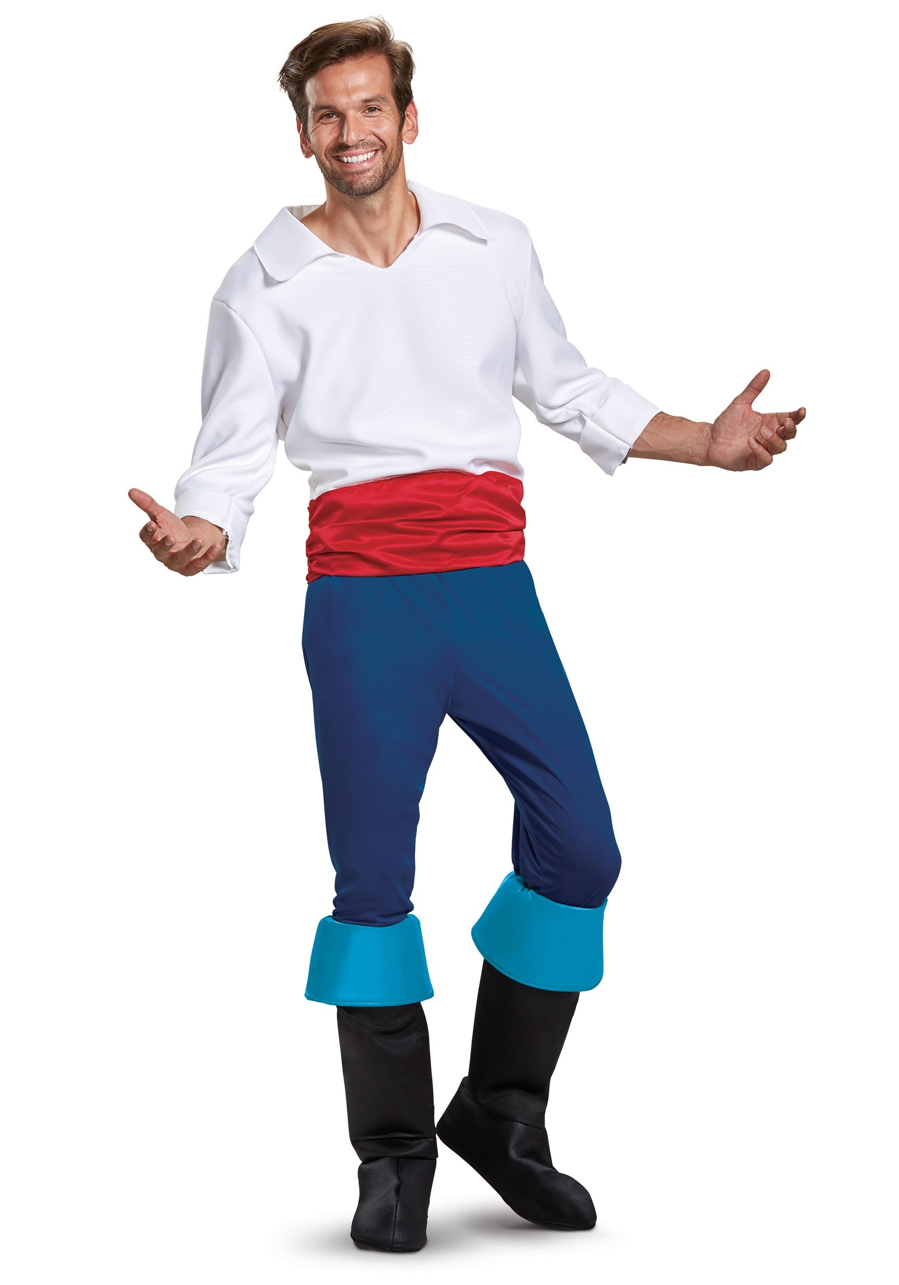 Prince Eric Deluxe Costume For Men