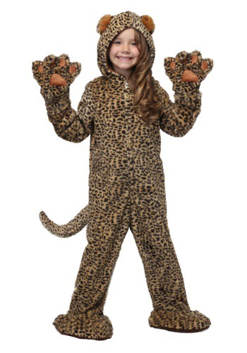 Click Here to buy Premium Leopard Kids Costume from HalloweenCostumes, CDN Funds & Shipping