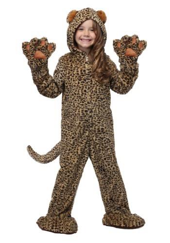 Premium Leopard Costume for Kids