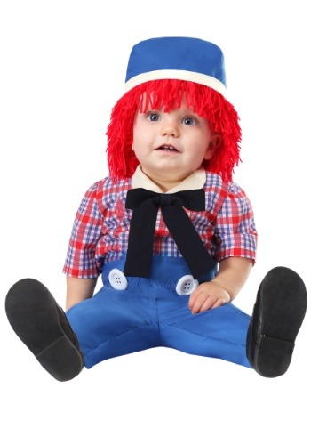 Click Here to buy Rag Doll Costume for an Baby Boy from HalloweenCostumes, CDN Funds & Shipping
