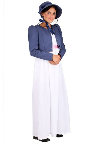 Click Here to buy Adult Jane Austen Costume from HalloweenCostumes, CDN Funds & Shipping
