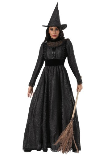 Women's Deluxe Dark Witch Costume