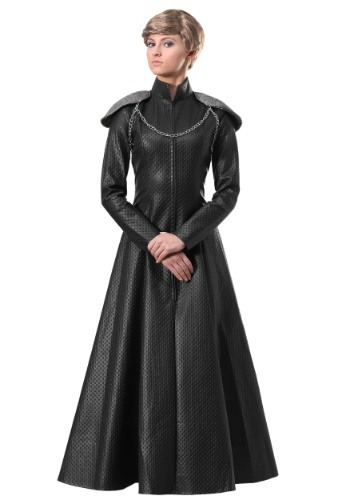 Click Here to buy Lion Queen Armor Gown Womens Costume from HalloweenCostumes, CDN Funds & Shipping
