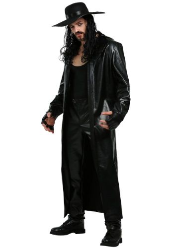 WWE Undertaker Plus Size Costume | Wrestling Costume
