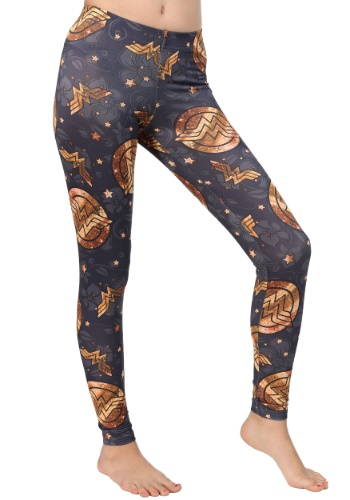 Ladies DC Wonder Woman Leggings