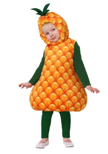 Click Here to buy Bubble Pineapple Costume for an Baby/Toddler from HalloweenCostumes, CDN Funds & Shipping