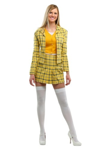 Clueless Cher Plus Size Costume for Women | 80s Movie Costume
