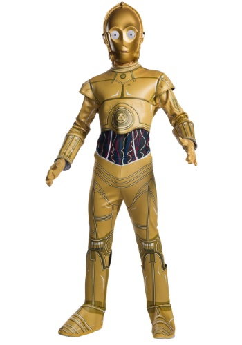 Star Wars C-3PO Child Size Costume