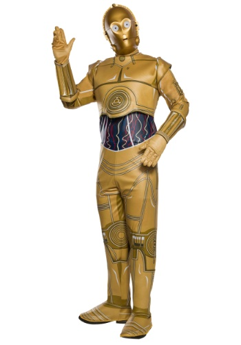 Star Wars C-3PO Adult Size Costume