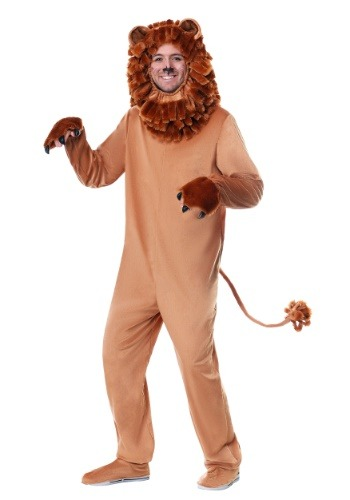Click Here to buy Lovable Lion Costume for Adults from HalloweenCostumes, CDN Funds & Shipping