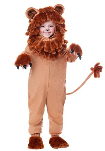 Click Here to buy Lovable Lion Costume for a Toddler from HalloweenCostumes, CDN Funds & Shipping