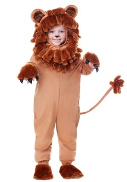 Toddler Lovable Lion Costume