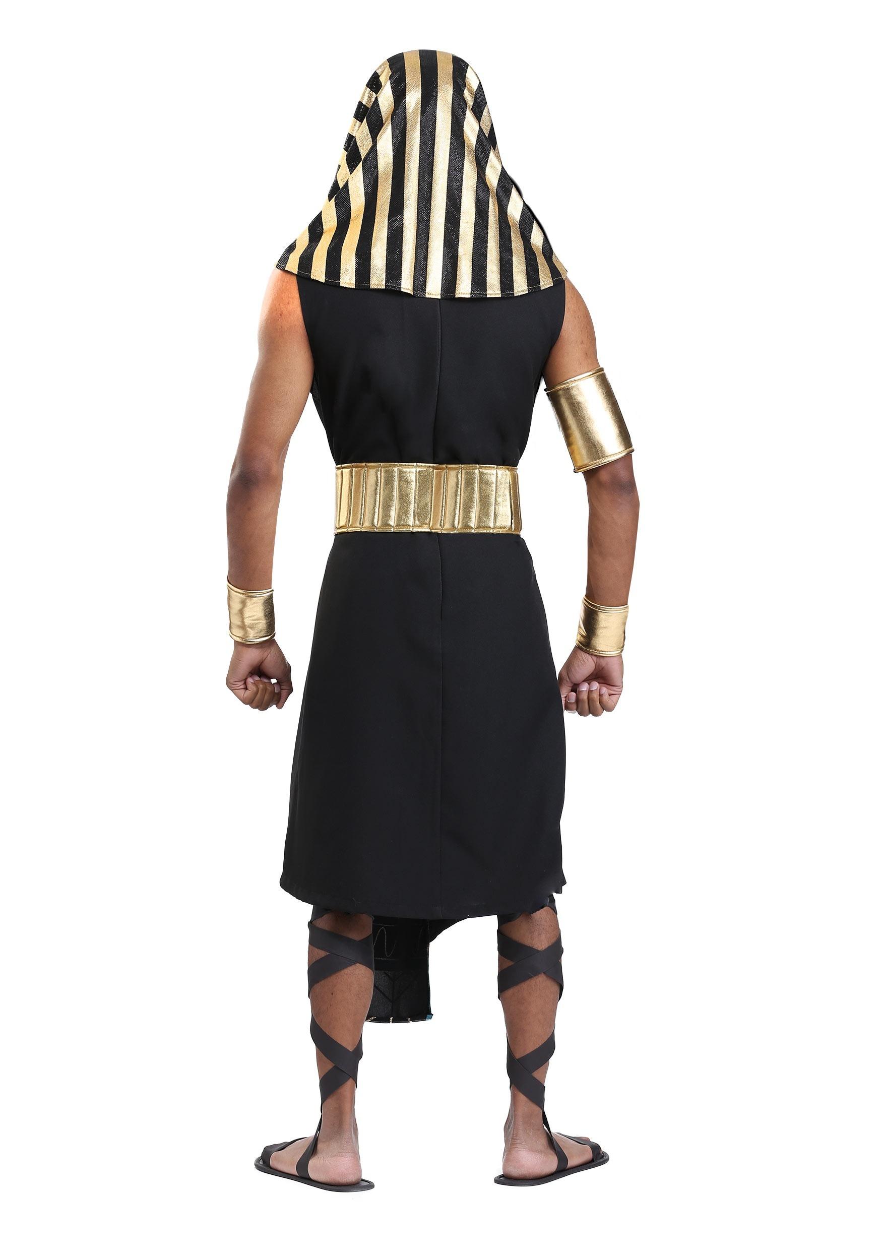 Menu0027s Dark Egyptian Pharaoh Costume Menu0027s Dark Egyptian Pharaoh Costume2  sc 1 st  Halloween Costumes CA & Dark Egyptian Pharaoh Costume for Men