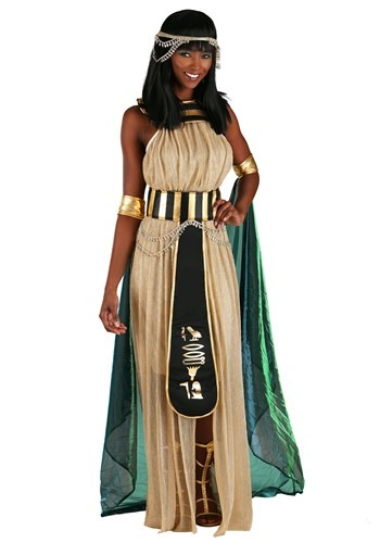 All Powerful Cleopatra Plus Size Costume for Women