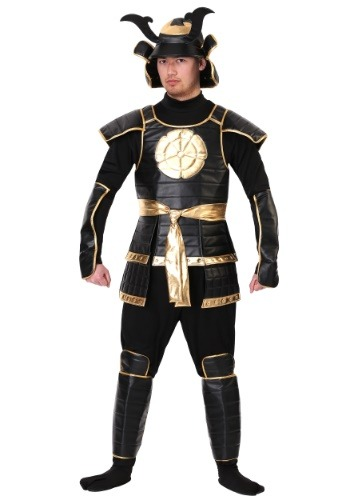 Imperial Samurai Warrior Costume for Men