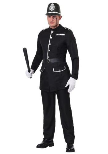 Men's British Bobby Costume