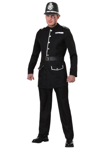 British Bobby Costume for Men