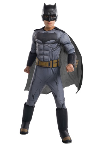 Justice League Deluxe Batman Boys Costume
