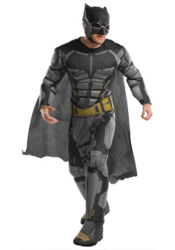 Justice Leauge Adult Deluxe Tactical Batman Costume