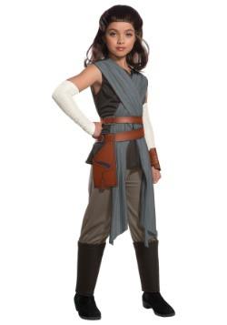 Star Wars The Last Jedi Deluxe Rey Kids Costume