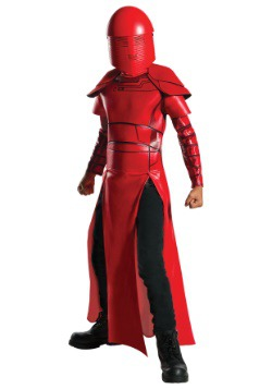 Star Wars The Last Jedi Deluxe Imperial Guard Kids Costume