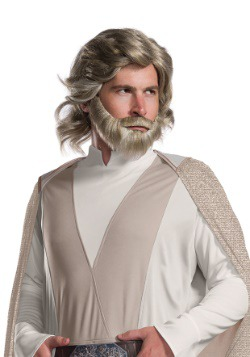 Star Wars The Last Jedi Luke Skywalker Wig and Beard