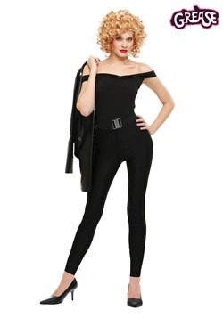 Grease Women's Plus Bad Sandy Costume