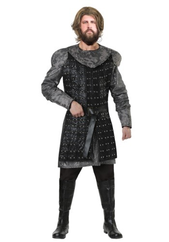 Wolf Warrior Costume for Plus Size Men