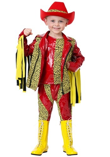 Click Here to buy Macho Man Randy Savage Toddler Costume from HalloweenCostumes, CDN Funds & Shipping